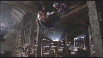 Rocky pursues his 'lofty' goals.