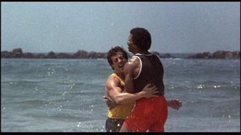 Rocky and Apollo.  They had joy...they had fun...they had seasons in the sun...
