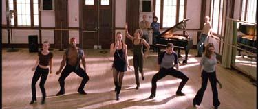 Drew Carey danced better.