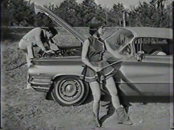 History was forever altered when simple engine failure kept Margie from competing in the final episode of America's Got Talent.