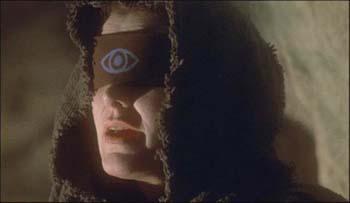 Worst...Cyclops...Make-Up...Ever!