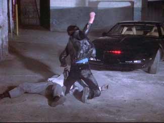Super Dyslexic 80s Kid: Top 10: Knight Rider Episodes