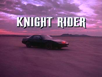 Knight rider 2008 season 2 intro / The night watchman ep 22