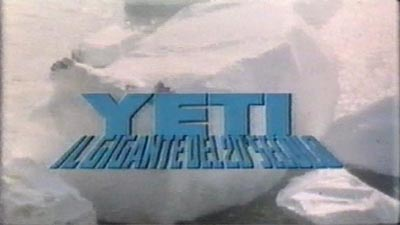Image result for yeti giant of the 20th century title screen