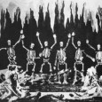 Truly a pioneer of cinema, Méliès was one of the first to exploit the eerie uncanniness of skeletons. And jazz hands. Dance ten, looks three. Related PostsMonster of the Day #708 (Jun 12, 2013) Monster of the Day #707 (Jun...