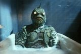 OK, this is the coolest beastie from this film, so I should hold it off, but I just couldn't. Me likee the gillmen.