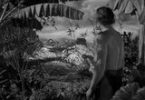 I posted a brief look at this movie a while back, so the pics have appeared here, but not as MotDs. Here we see Tarzan (Johnny Weissmuller again, who also appeared as Jungle Jim in the previously), looking on at […]