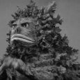 This probably was the most beloved monster from Ultra Q, he reappeared on the show, and on the subsequent Ultraman, where he became a good monster. He had a weird hopping motion and long flapping hands, which probably made him […]