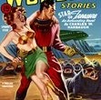 Did I feature this before? I don't care, it's lovely. I think it's the four monster walrus I've featured too. As you can see, Thrilling Wonder Stories had sort of a formula. In fact, it was more likely to ditch […]