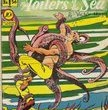A man, his knife and a giant octopus. Life at its most sublime.