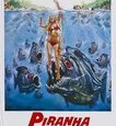 Here's the French poster for Piranha. This one goes with the swarm idea more appropriate for piranhas, but again makes them outsized, which sort of misses the point. That said, it indicates the mass carnage scene, which in a rare […]