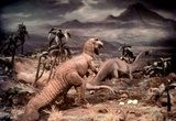 Man, that is gorgeous. Harryhausen lived in the wrong era. Imagine what he could charge Internet millionaires to create private dioramas like this (or his movie monsters) today. Of course, today he'd have to do his film work on a […]